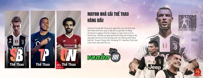 thể thao may88